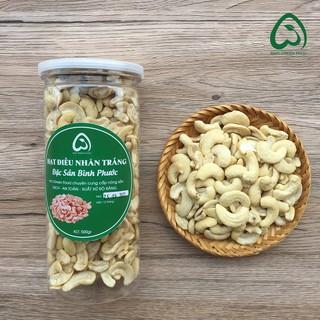 [500gr] Hạt Điều Tươi Sạch Vỏ Vỡ Đôi (Size Lớn) – An's Green Food