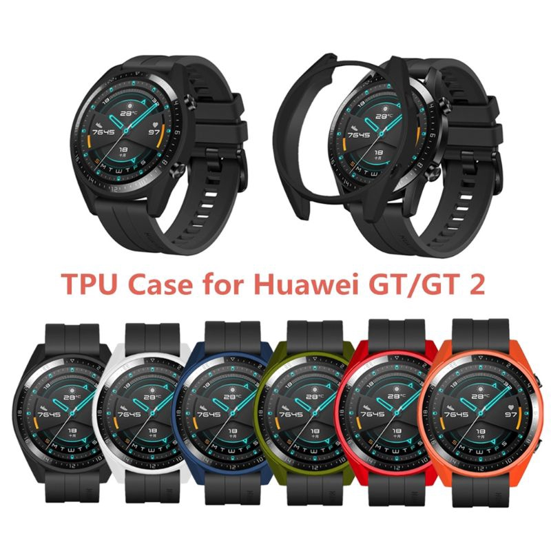 Ốp Bảo Vệ Mặt Đồng Hồ Thông Minh Huawei Gt2 46mm