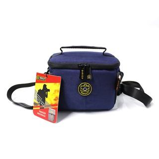 Túi Máy ảnh mini Mirrorless Baroca BRC-805 - Nhỏ gọn, chống thấm (Blue) thumbnail