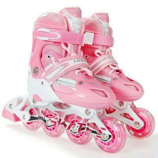 Giày patin trẻ em_bé gái