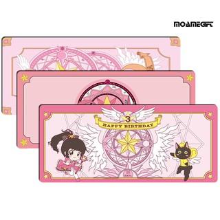Tấm Lót Chuột Và Bàn Phím Chơi Game In Hình Anime Sakura