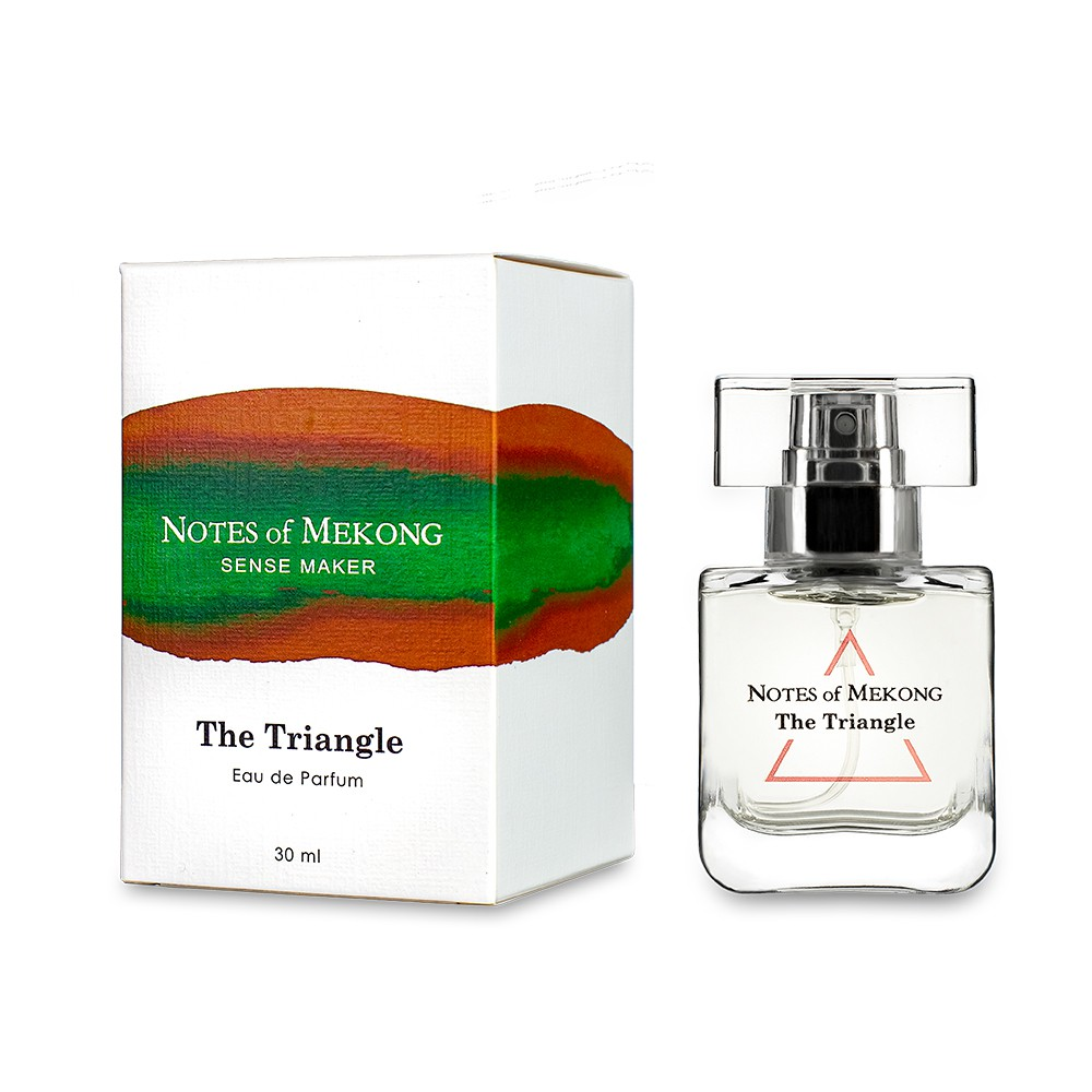 Nước Hoa Notes of Mekong The Triangle 30ml