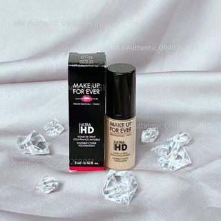 Kem nền Make Up For Ever Kem Nền Ultra HD Invisible Cover Foundation 5ml thumbnail