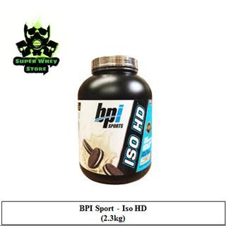 (SUPER WHEY STORE) Thực Phẩm Bổ Sung BPI Iso HD 2.3kg