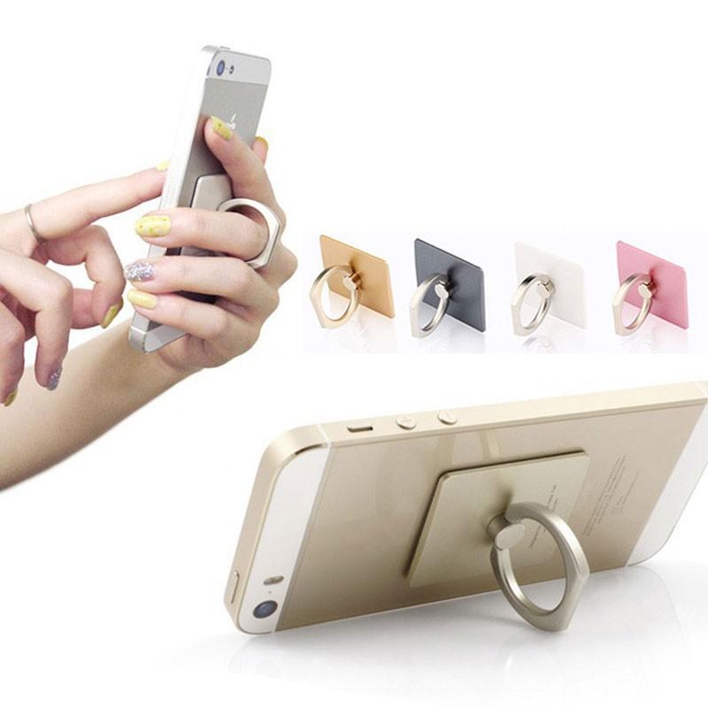 Giá đỡ hình chiếc nhẫn đeo tay Ring cho điện thoại (MÀU SẮC NGẪU NHIÊN)