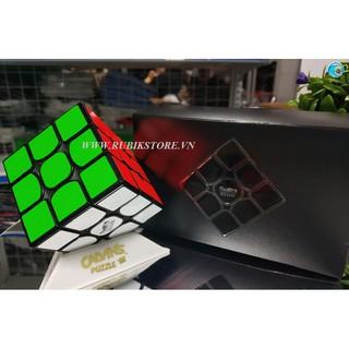 Đồ chơi Rubik 3x3x3 Rubik QiYi Valk 3 Elite 3×3 Black – SP005791