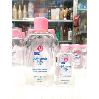 (Thái Lan) DẦU MASSAGE JOHNSON BABY OIL