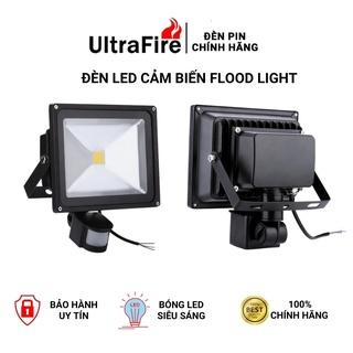 Đèn led cảm biến chuyển động ⭐ Đèn Flood Light công suất 30W ⭐ đèn cảm biến dùng cho sân vườn