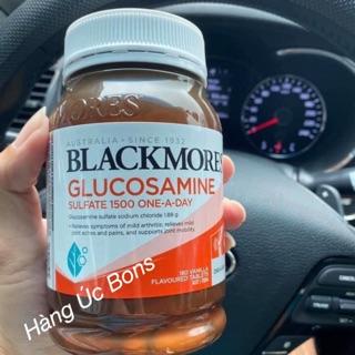 Viên uống Bổ Xương Khớp Blackmore Glucosamine Sulfate 1500mg one-a-day