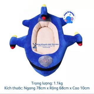 Ghế phi thuyền nhồi bông cho bé (Quà Km Friso)
