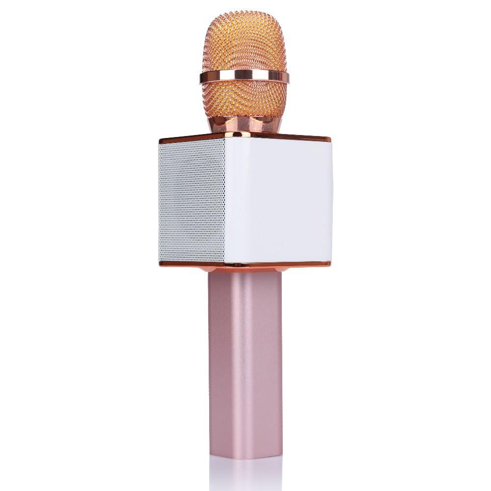 Micro không dây hát karaoke Bluetooth YS10 - BH 3 tháng