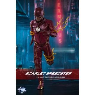 Mô hình The Scarlet Speedster