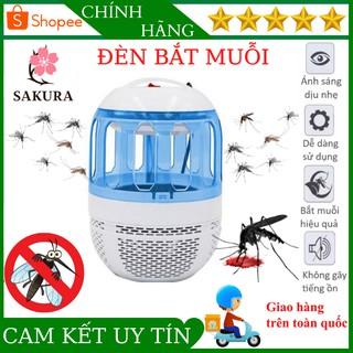 [Mã LIFE1504 giảm 10% đơn 100K] Đèn bắt muỗi thông minh thay thể đèn ngủ tiện lợi – Máy bắt muỗi diệt côn trùng