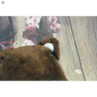 [DOWN]Gấu bông Oenpe nâu mèo mếu cute, chất liệu bông cao cấp