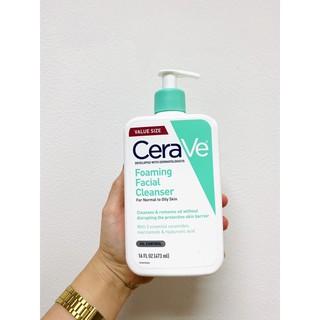 Sữa Rửa Mặt Cerave Oily Skin