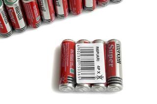 Pin tiểu Maxell AA , AAA cho thiết bị điện tử chuột không dây - Hàng chính hãng 2