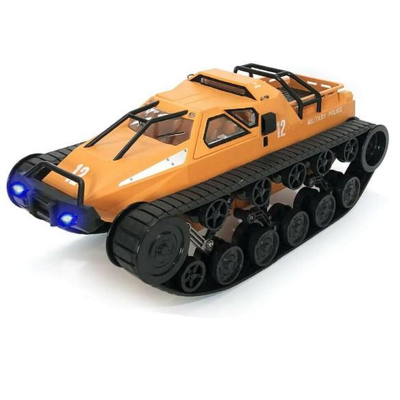 Mô hình xe tăng điều khiển từ xa Ripsaw EV2 SG1203 - Xe tank quân sự tốc độ 20km/h SG 1203 - Tăng JJRC Q79 Drift-Car RC