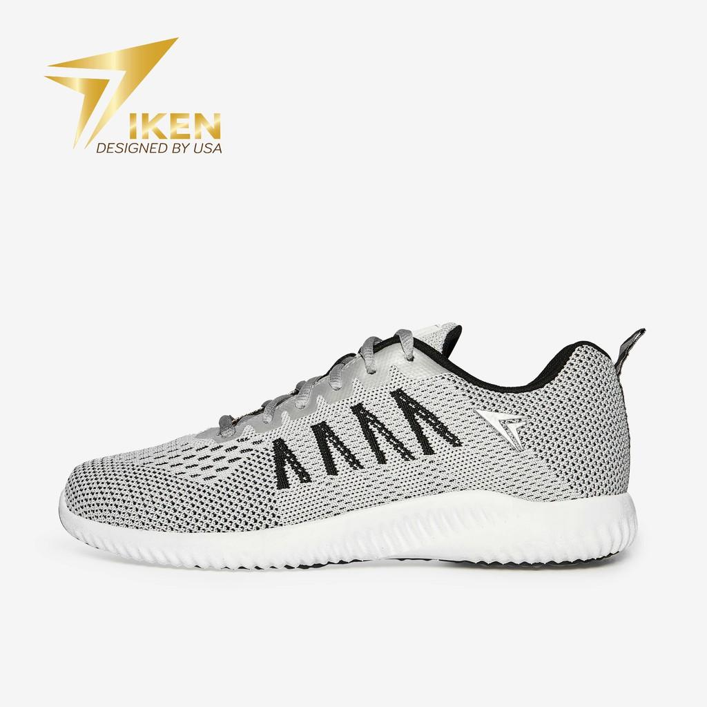 Giày Thể thao UNISEX IKEN RAZ màu xám bạc