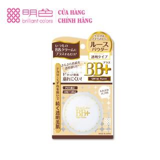 [Mã FMCG50 giảm 8% đơn 250K] Phấn phủ Moist-labo bb loose powder (trong suốt) Meishoku (6g)