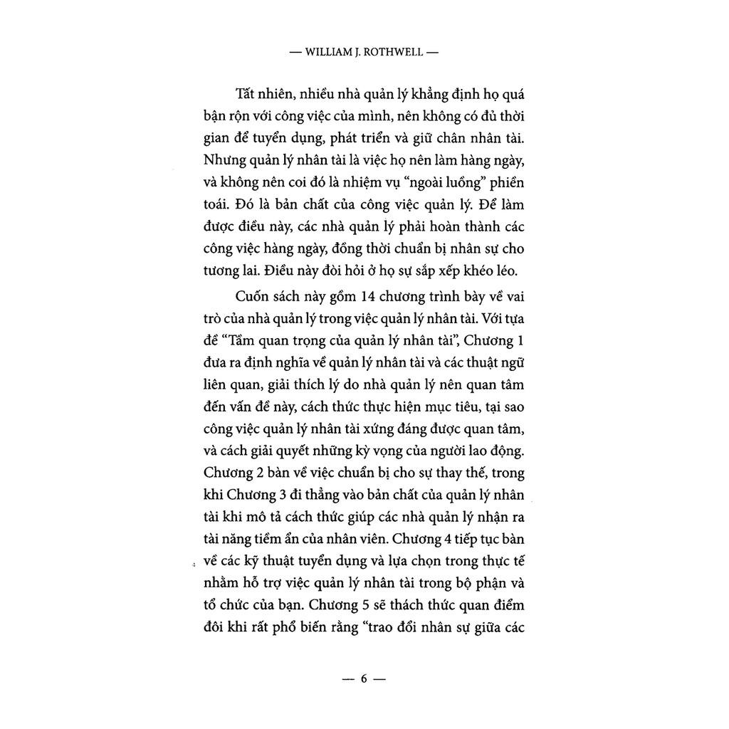 Sách - Tối Đa Hoá Năng Lực Nhân Viên (tái bản 2017)