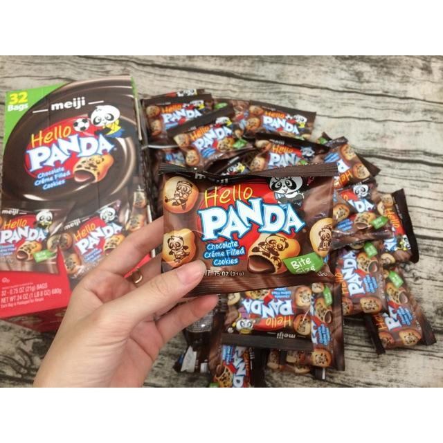 Bánh gấu nhân kem sô cô la Hello Panda Meiji 21g - 3240761 , 948404219 , 322_948404219 , 12000 , Banh-gau-nhan-kem-so-co-la-Hello-Panda-Meiji-21g-322_948404219 , shopee.vn , Bánh gấu nhân kem sô cô la Hello Panda Meiji 21g