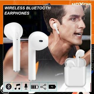 Tai Nghe Airpd Bluetooth Không Dây I7s dành cho các loại Smartphone -Tws