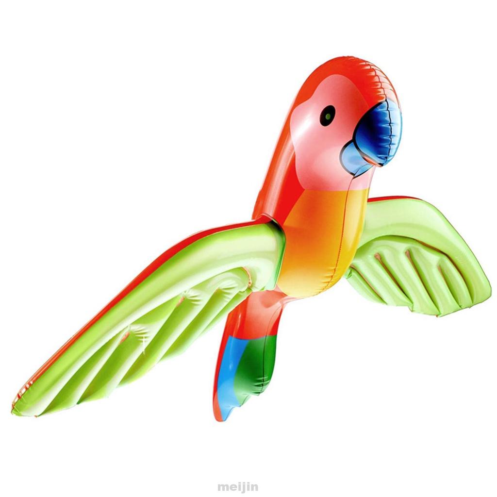 Garden Home Decoration Patio Beach Gifts Summer Backyard Kids Toy Water Sports Inflatable Bird