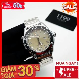 [QUÀ TẶNG] Đồng hồ nam - Đồng Hồ Cơ Dây Da Chống Nước Chống Xước Máy Chuẩn Chất Liệu Cao Cấp 4220EA - 1199 Watches