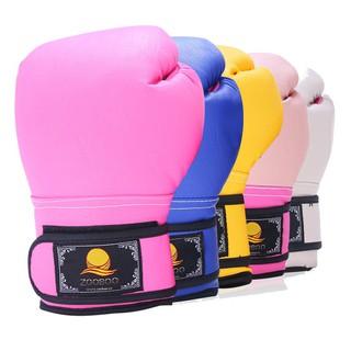 Găng Tay Tập Boxing Cho Bé Từ 3-15 Tuổi