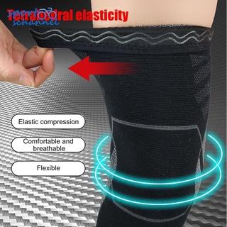 Leg Support Sleeve Outdoor Men Women Running Basketball Knee Protector Guard Sports Accessories