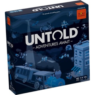 Untold: Adventures Await – Trò chơi board game