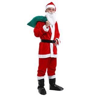 Set Ông Già Noel Người Lớn Đầy Đủ