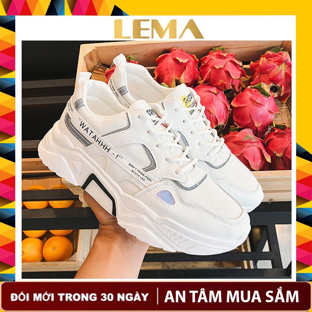 [MẪU MỚI]Giày Sneakers Nam – Giày Thể Thao Nam Phong Cách Cực Ngầu HOT- GN90