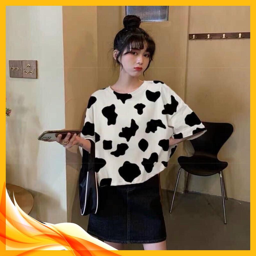 Mặc gì đẹp: Gợi cảm với Áo Croptop 🌺 Áo croptop bò sữa 🌺 Form rộng rãi thoải mái-chất liệu thun lạnh-lên dáng cực xinh cực cá tính Mã ACT06
