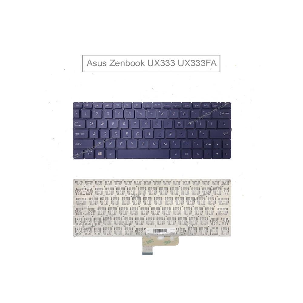 Bàn phím Laptop Asus Zenbook UX333 UX333FA