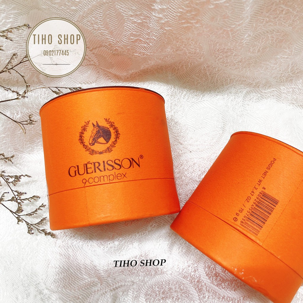 [ Chính Hãng ] Kem Ngựa 9 Complex Guerisson Horse Oil Cream 70g
