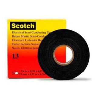 Băng keo điện 3M-Scotch-13 # sử dụng cách điện hạ thế