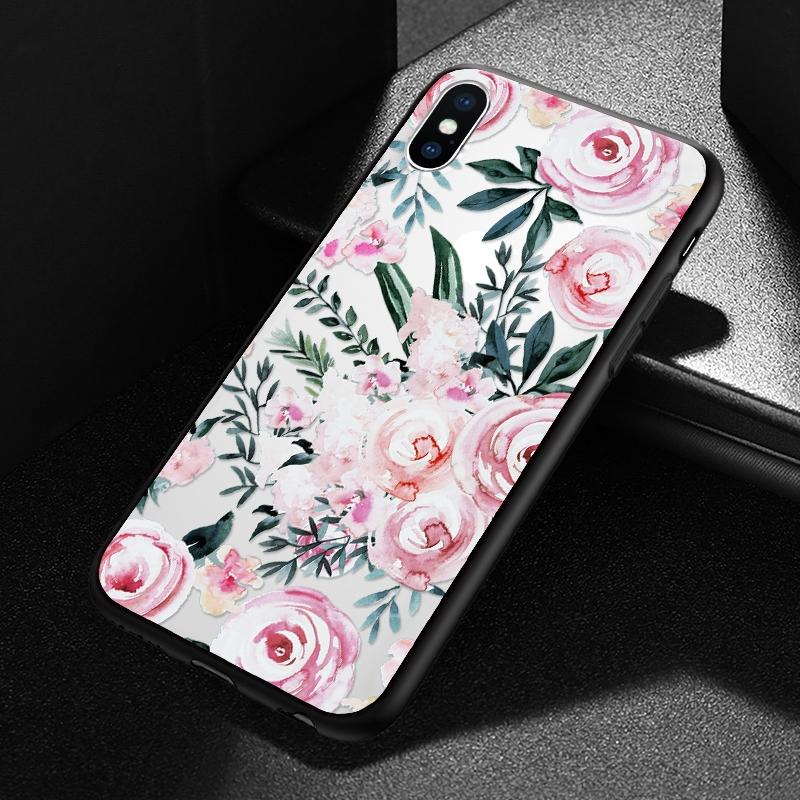Ốp lưng in hoa dành cho IPhone X XR XS Max 4 5 6 7 8 Plus - 21949999 , 2014374590 , 322_2014374590 , 38000 , Op-lung-in-hoa-danh-cho-IPhone-X-XR-XS-Max-4-5-6-7-8-Plus-322_2014374590 , shopee.vn , Ốp lưng in hoa dành cho IPhone X XR XS Max 4 5 6 7 8 Plus