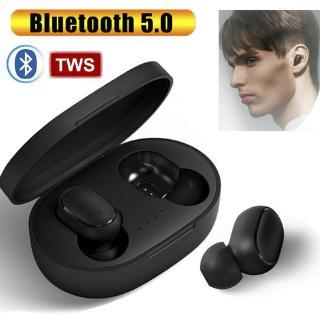 Tai nghe Bluetooth không dây chống nước kèm hộp sạc