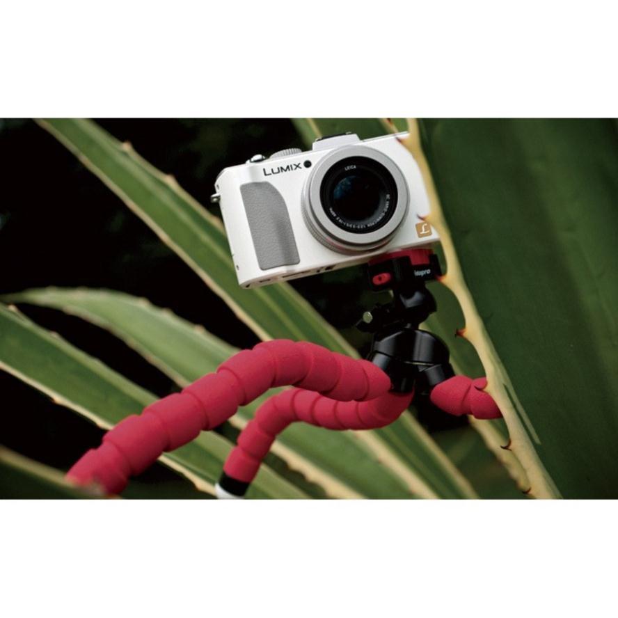 Giá đỡ điện thoại chụp ảnh, xem phim 3 chân bạch tuộc