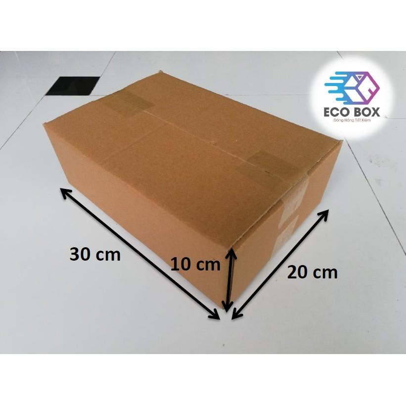 30x20x10 Hộp carton đóng hàng