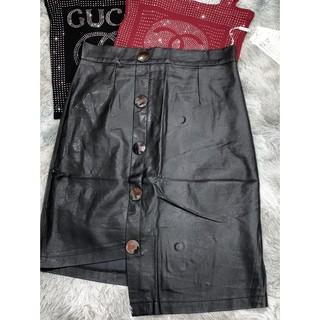 Chân váy da Quảng Châu 2 lớp – có quần lót