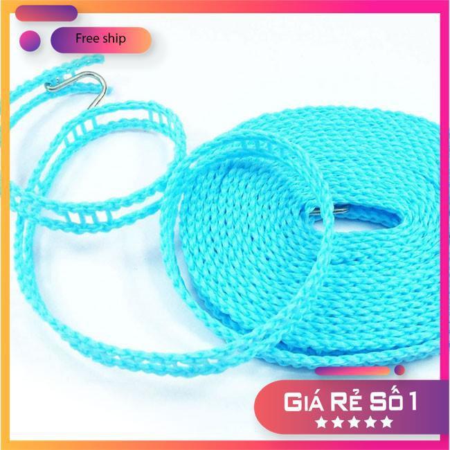 dây phơi đồ thông minh dài 5m bền chắc và dẻo dai