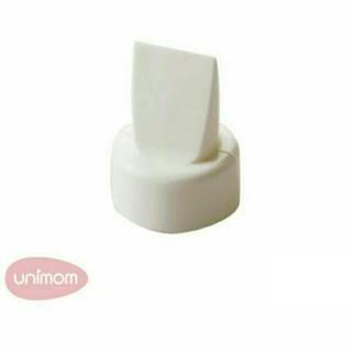 Van chân không máy hút sữa unimom (trắng sữa)