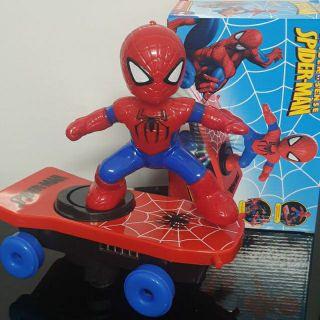 Đồ chơi trẻ em – nhện lướt ván