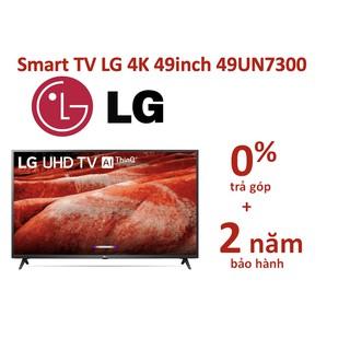 Smart Tivi LG 4K 49 inch 49UN7300