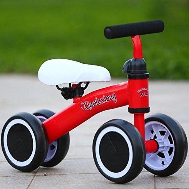 Xe chòi chân 4 bánh Mini xiaoloxiong
