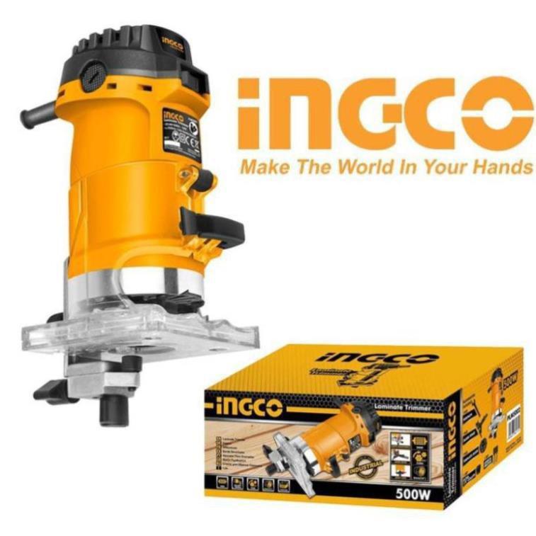 500W Máy phay gỗ PLM5002 Máy soi gỗ Ingco