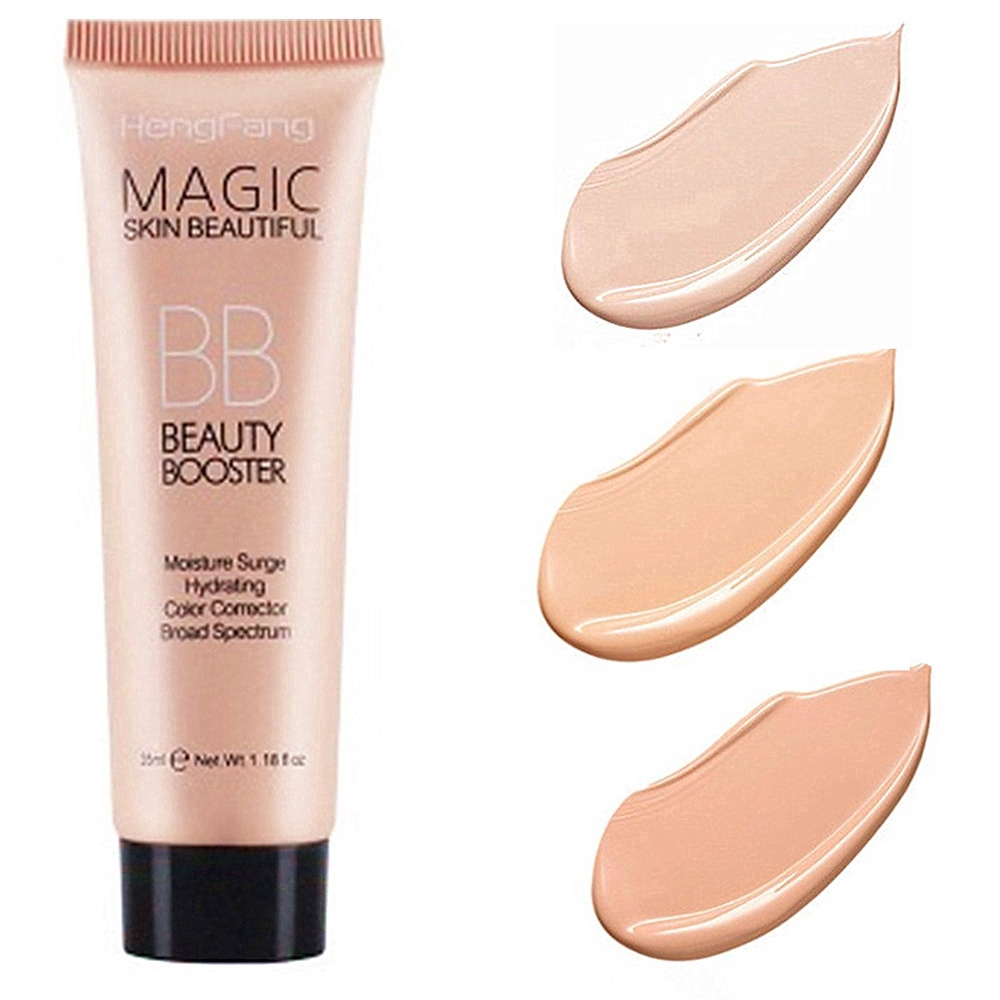 Kem nền BB Cream che khuyết điểm kiềm dầu dưỡng ẩm làm sáng da