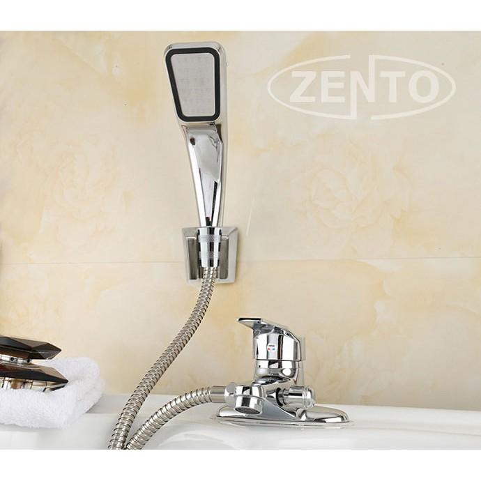 Bộ vòi chậu lavabo kết hợp sen tắm nóng lạnh Zento ZT2042 - 2929298 , 442921799 , 322_442921799 , 615000 , Bo-voi-chau-lavabo-ket-hop-sen-tam-nong-lanh-Zento-ZT2042-322_442921799 , shopee.vn , Bộ vòi chậu lavabo kết hợp sen tắm nóng lạnh Zento ZT2042